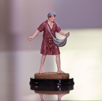 The Sower figurine
